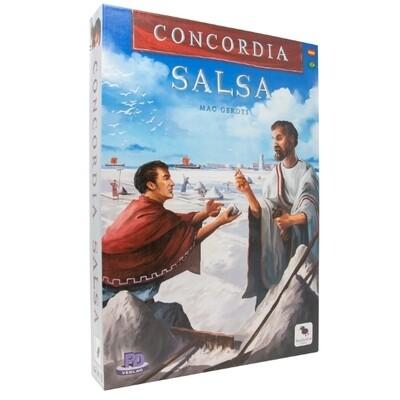 MasQueOca - Concordia: Salsa