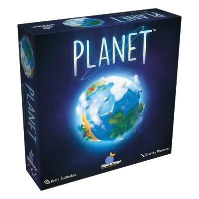 Blue Orange - Planet