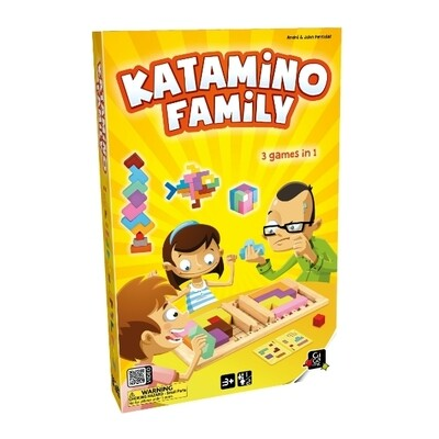 Gigamic - Katamino Family