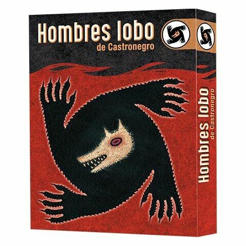 Lui-Même - Hombres Lobo de Castronegro
