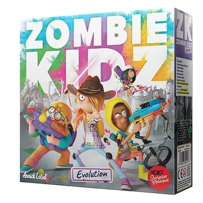 Le Scorpion Masque - Zombie Kidz Evolution