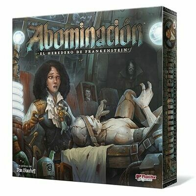 Plaid Hat Games - Abominación: El heredero de Frankenstein