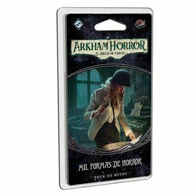 Fantasy Flight - Arkham Horror LCG: Mil formas de horror