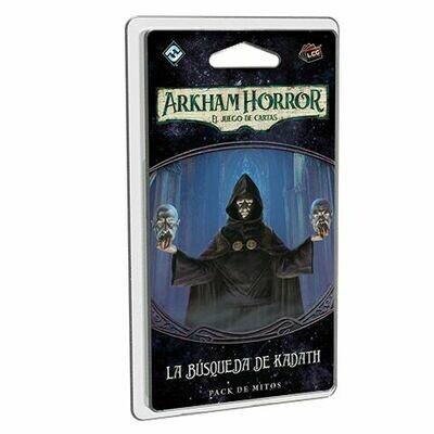 Fantasy Flight - Arkham Horror LCG: La búsqueda de Kadath
