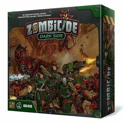 CMON - Zombicide: Invader Dark Side