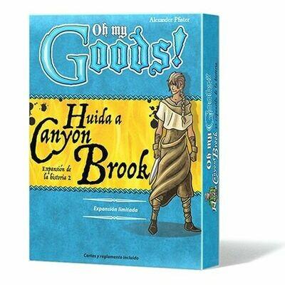 Lookout Games - Oh My Goods! Huida a Canyon Brook