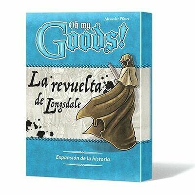 Lookout Games - Oh My Goods! La revuelta de Longsdale