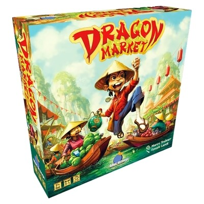 Blue Orange - Dragon Market