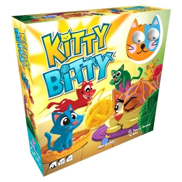 Blue Orange - Kitty Bitty