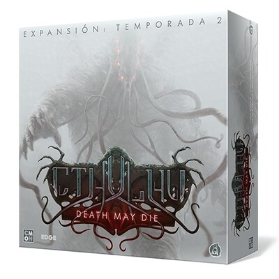 CMON - Cthulhu: Death May Die Temporada 2