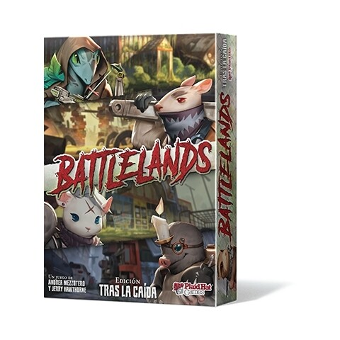 Plaid Hat - Battlelands: Tras la caída