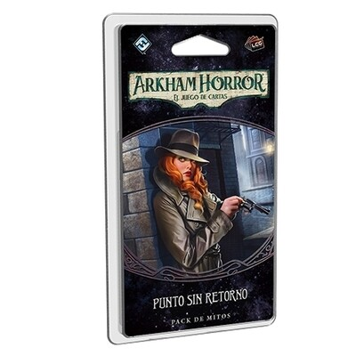 Fantasy Flight - Arkham Horror LCG: Punto sin retorno