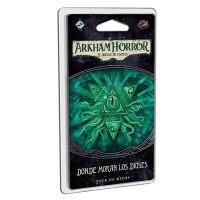 Fantasy Flight - Arkham Horror LCG:  Donde moran los dioses