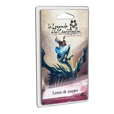 Fantasy Flight - La leyenda de los 5 anillos: Lazos de sangre