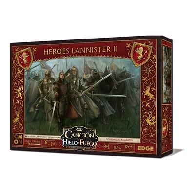 CMON - Canción de Hielo y Fuego: Heroes Lannisters II