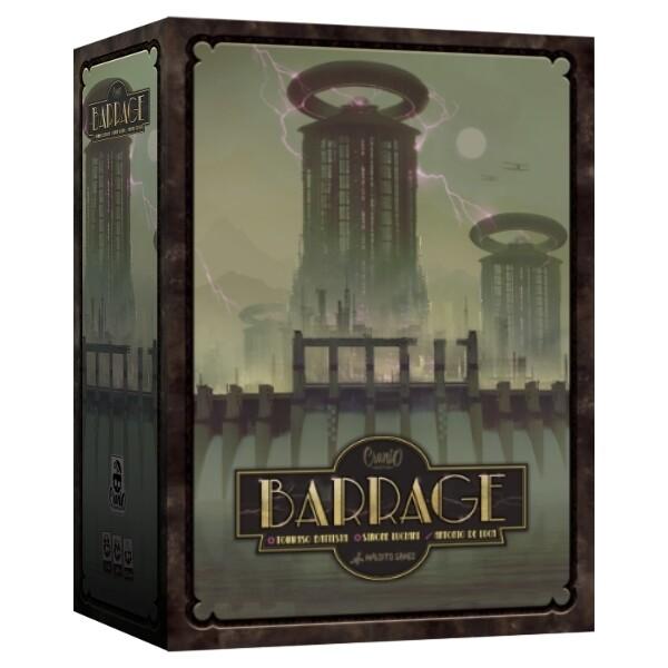 Maldito Games - Barrage