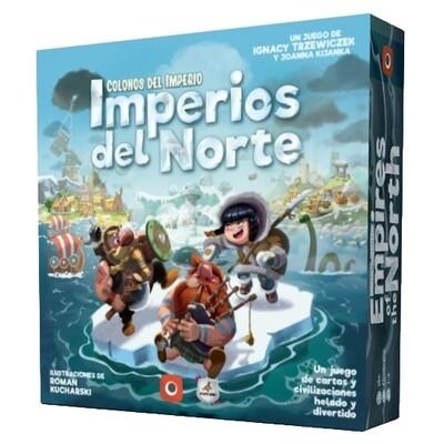 Maldito Games - Colonos del Imperio: Imperios del Norte