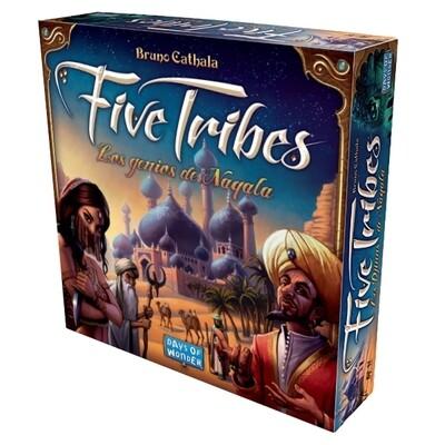 Maldito Games - Five Tribes