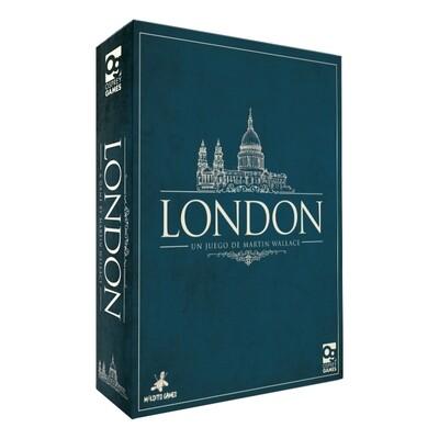 Maldito Games - London