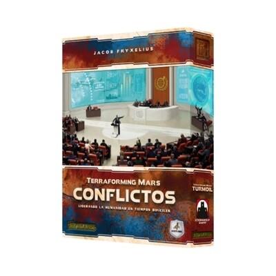 Maldito Games - Terraforming Mars: Conflictos