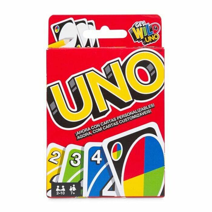 Mattel - UNO Original