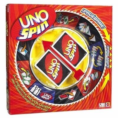 Mattel - UNO Spin