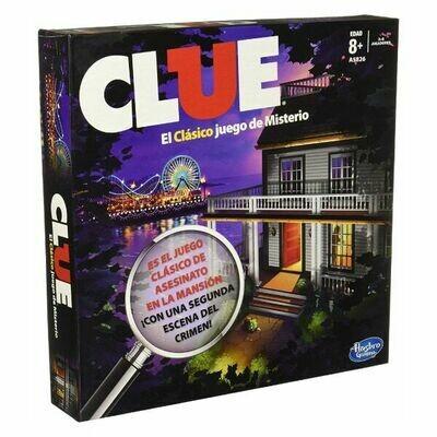 Hasbro - Clue