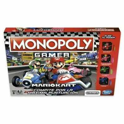 Hasbro - Monopoly Gamer: Mario Kart