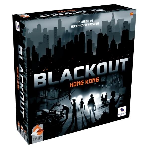 MasQueOca - Black Out Hong Kong