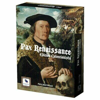 MasQueOca - Pax Renaissance Edición Coleccionista