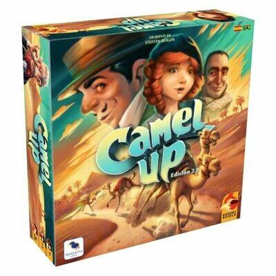Eggert Spiele - Camel Up 2.0