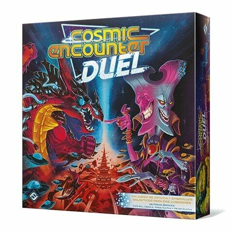 Fantasy Flight - Cosmic Encounter  Duel