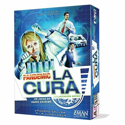 Z-Man Games - Pandemic La Cura