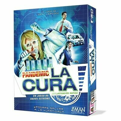 Z-Man Games - Pandemic La Cura