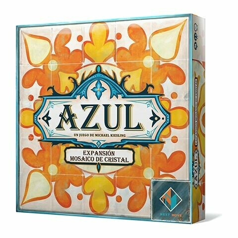 Next Move Games - Azul Mosaico de cristal