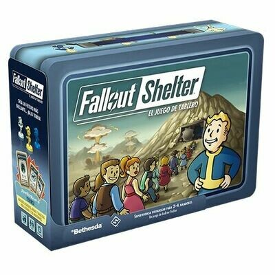 Fantasy Flight - Fallout Shelter
