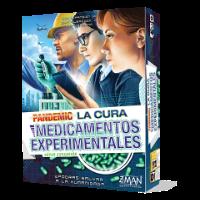 Z-Man Games - Pandemic La Cura: Medicamentos Experimentales