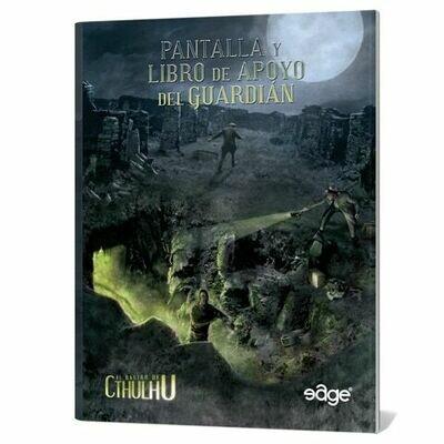 Edge - El rastro de Cthulhu: Pantalla y Libro de Apoyo del Guardián