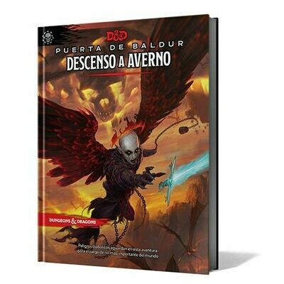 Edge - Dungeons & Dragons: Descenso a Averno