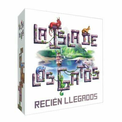 Maldito Games - Isla de Gatos: Recién llegados