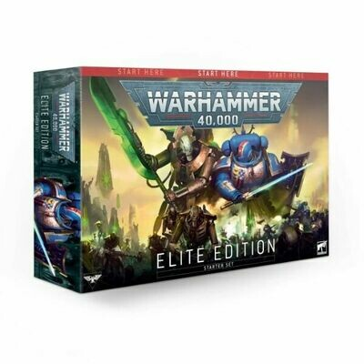 Games Workshop - Warhammer 40,000: Edición Élite