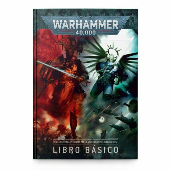 Games Workshop - Warhammer 40,000: Reglamento básico