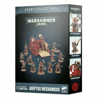 Games Workshop - Warhammer 40,000: Start Collecting! Adeptus Mechanicus
