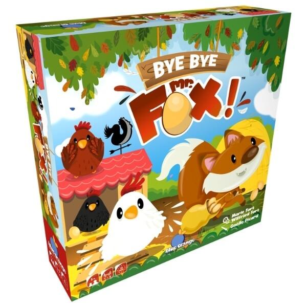Blue Orange - Bye Bye Mr. Fox!