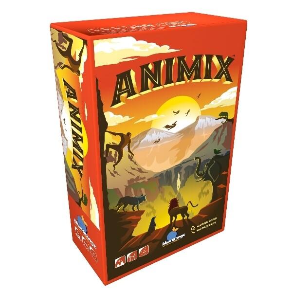 Blue Orange - Animix