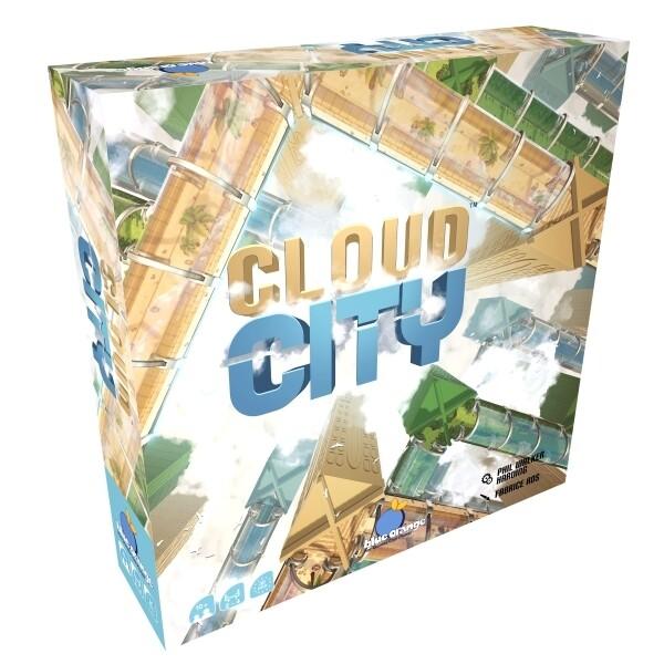 Blue Orange - Cloud City