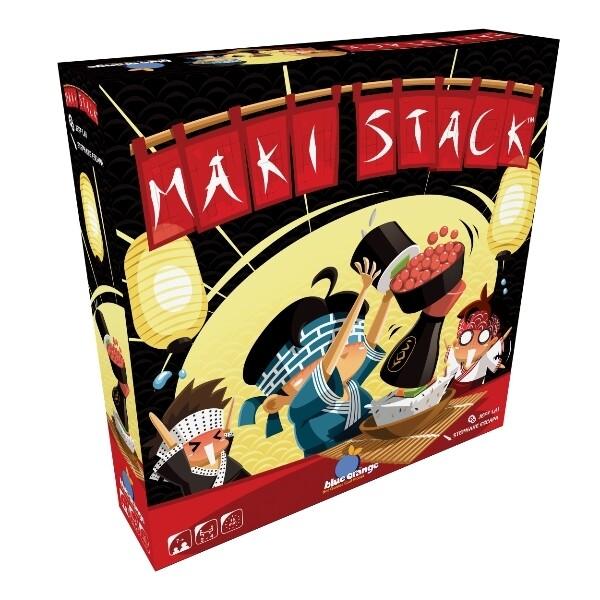 Blue Orange - Maki Stack