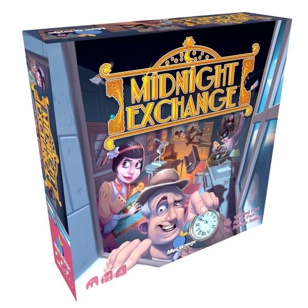 Blue Orange - Midnight Exchange