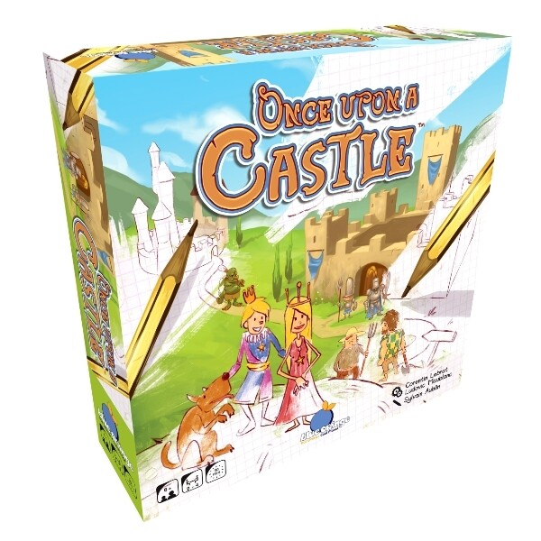 Blue Orange - Once upon a castle