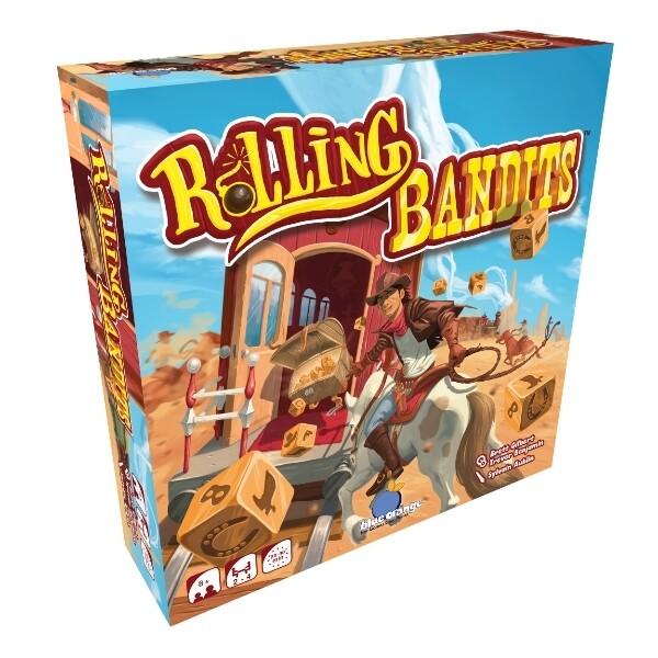 Blue Orange - Rolling Bandits